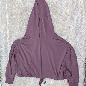 LaSenza Purple Oversized Hoodie